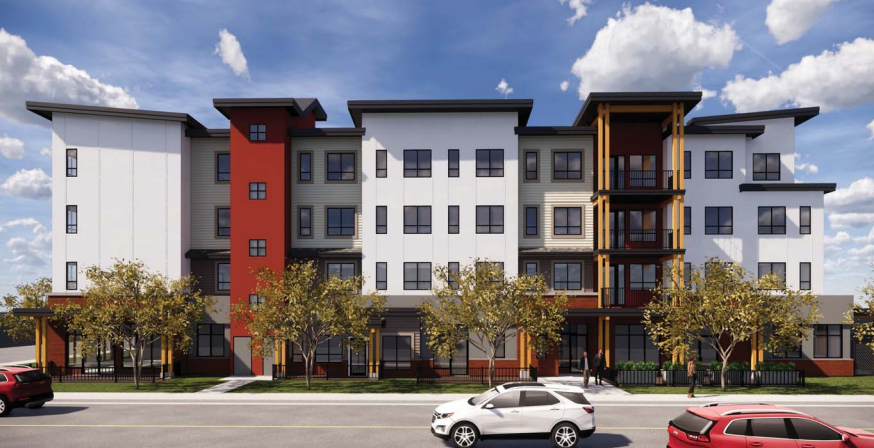 49-unit supportive housing project approved for Rutland