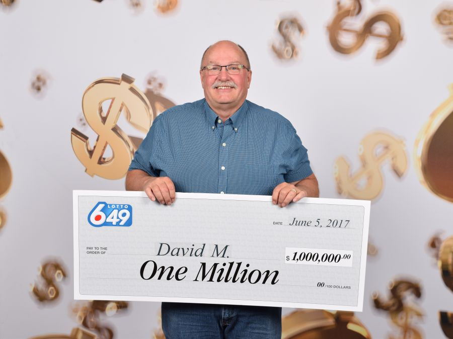 BC man wins $1M with lottery ticket he bought on his birthday