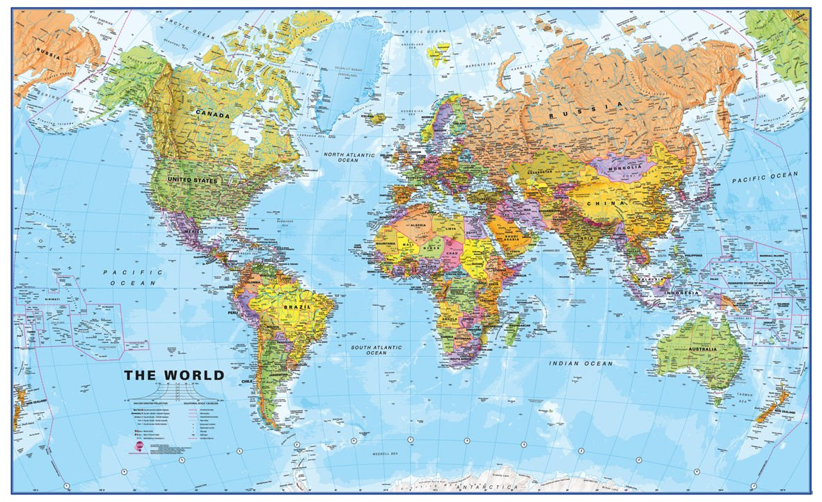 Your map of the world is wrong an error occurred sciox Choice Image