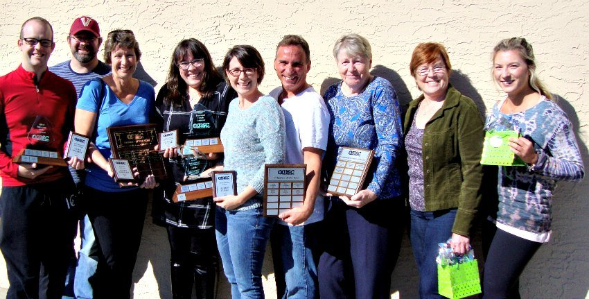 Okanagan Masters Swimmers Honoured For Excellent Year border=