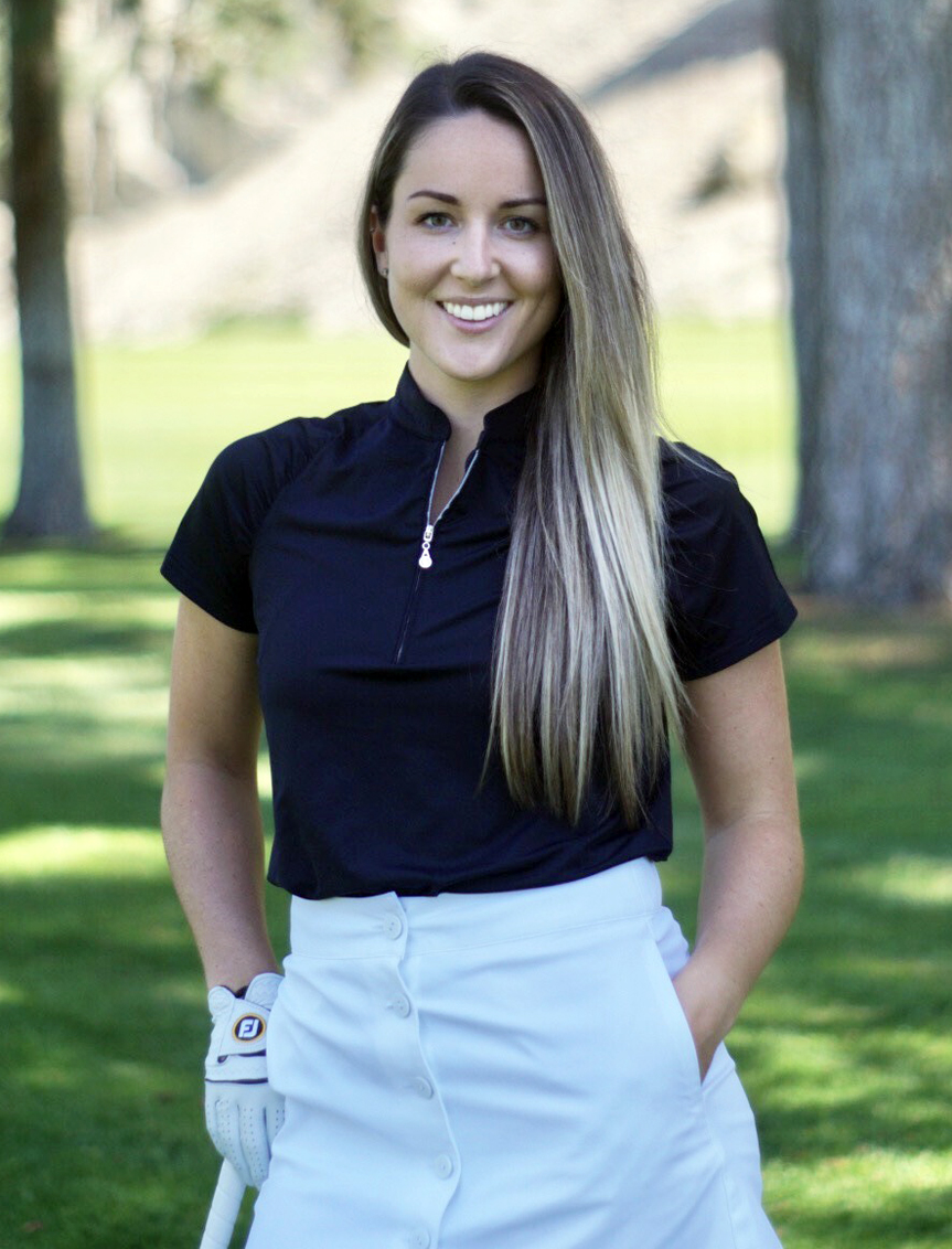 <who>Photo Credit: Contributed </who>Megan Osland, a graduate of KSS, will play her first LPGA Tour event in Regina beginning on Thursday.
