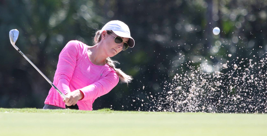 <who>Photo Credit: Brian Brakebill </who>In her third year on the Symetra Tour, Osland is aiming for more consistency.