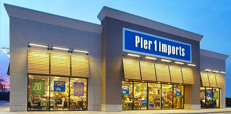 Pier 1 Imports to close 90 stores across Canada