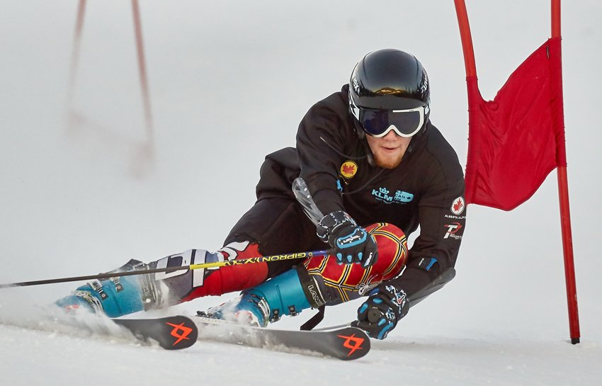 <who>Photo Credit: Contributed </who>Ryan Moffatt of Kelowna qualified for the Youth Olympic Games in alpine skiing