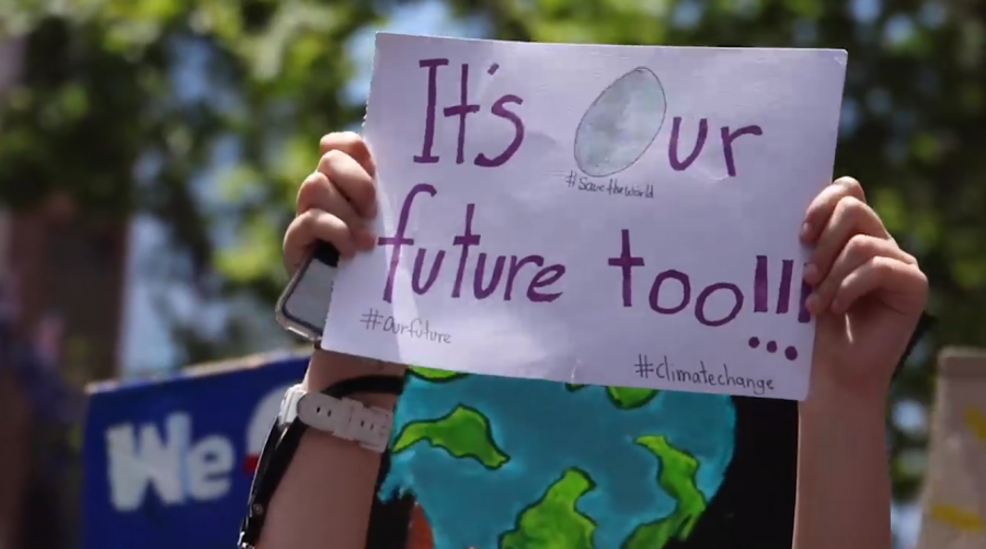 Turn off the Furnace! NYC Youth Join Global Climate Protest