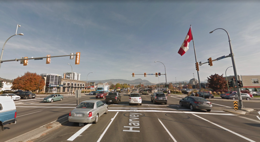 Red-light cameras in Kelowna will be used to catch speeders