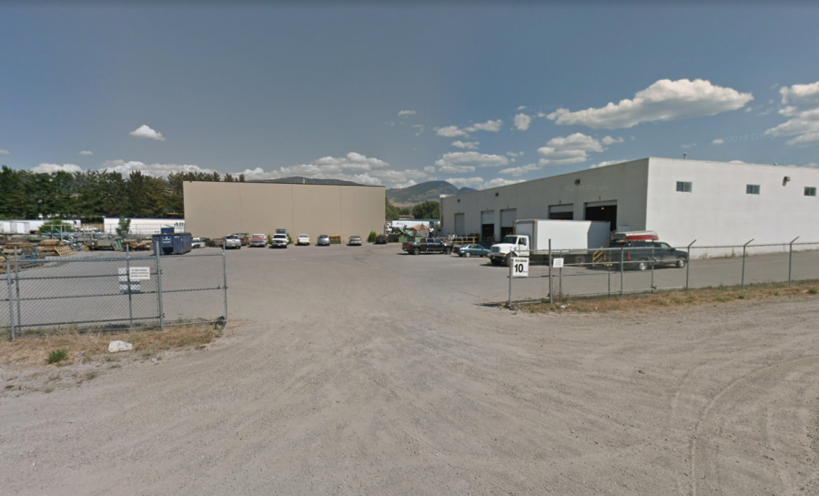RCMP investigating after 200-litre diesel spill at Kelowna commercial complex
