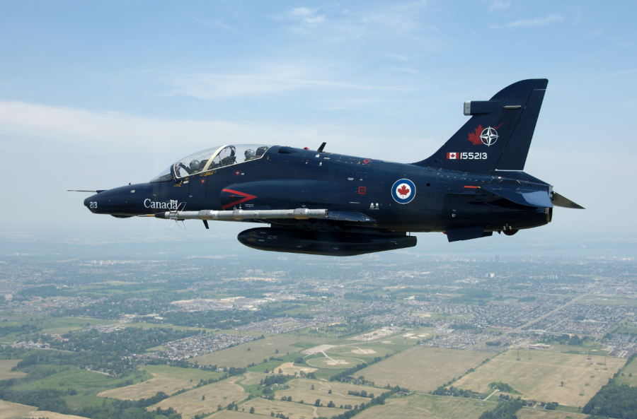RCAF announces flybys to launch Okanagan Dream Rally in Kelowna