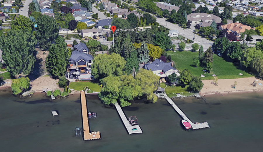 City of Kelowna buys 'one of the last significant obstacles' to connecting Gyro and Rotary beaches