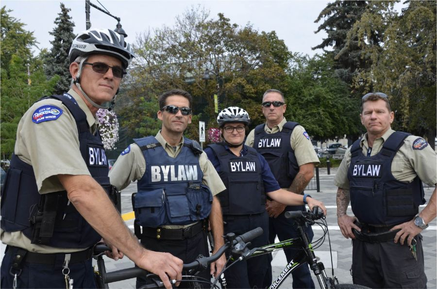 <who>Photo Credit: Contributed </who>The City of Penticton announced Monday that bylaw enforcement officers will be taking to the streets on new wheels as the department has acquired new bicycles and plans on using them to continue regular patrols.