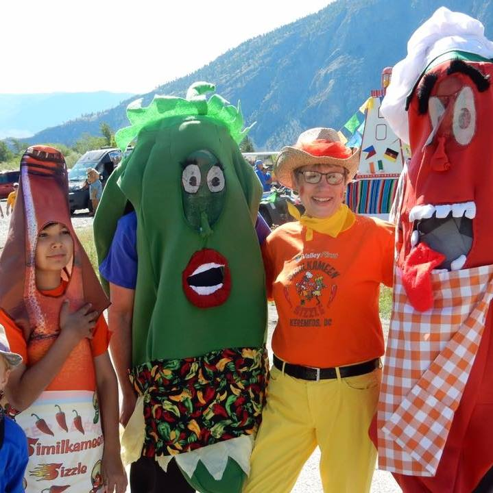 <who>Photo Credit: Facebook Similkameen Sizzle Pepper Festival </who>The 17th annual Similkameen Sizzle: Canada's Only Hot Pepper Festival is set for this weekend in Memorial Park in Keremeos.