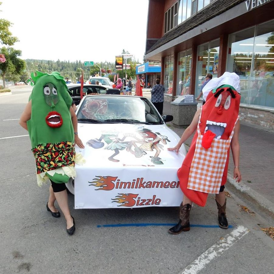 <who>Photo Credit: Facebook Similkameen Sizzle Pepper Festival