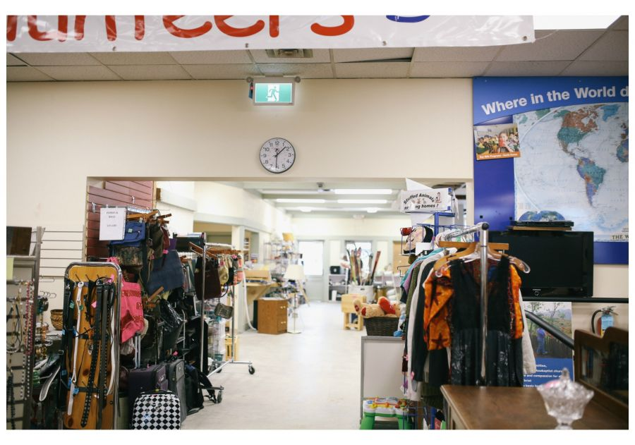 <who> KelownaNow </who> The MCC Thrift Shop located on Rutland Road