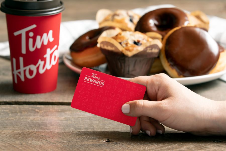 Tim Hortons launches loyalty program