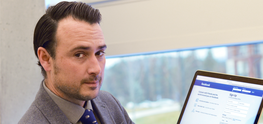 Negotiate with a Narcissist Online, UBCO Study Says