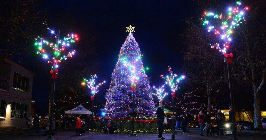 Rutland's annual Christmas Light Up is this weekend