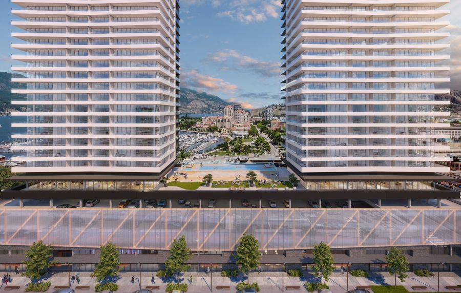 Kelowna is Yours at Water Street by the Park