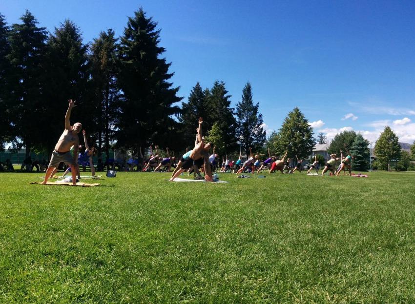 In Focus Trina Redman Of Kamloops Hot Yoga