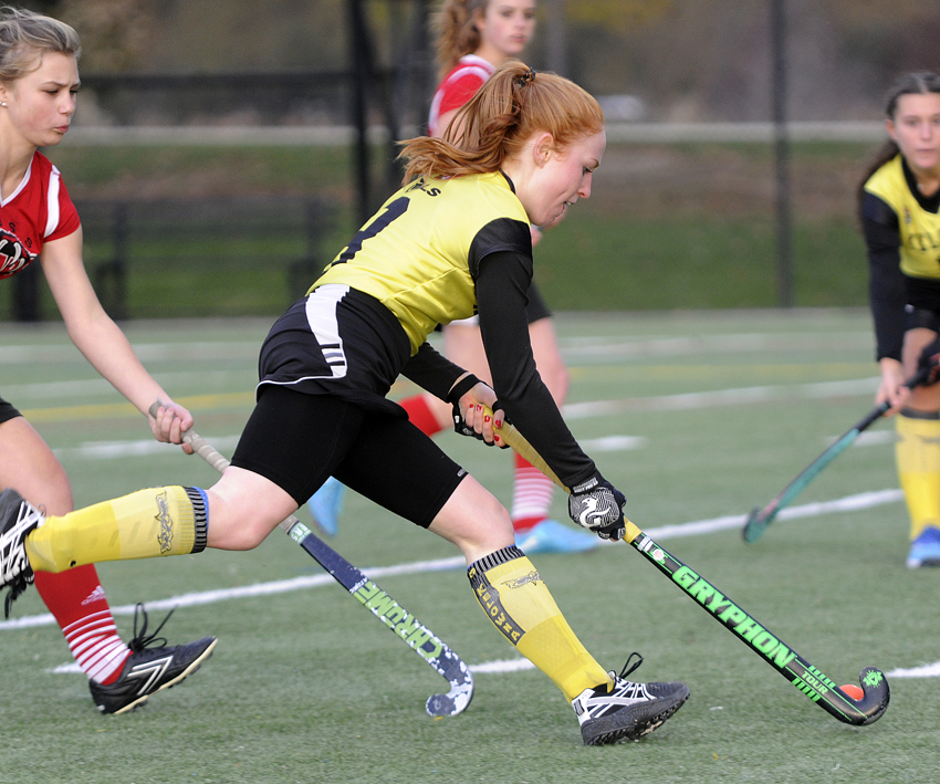 <who>Photo Credit: Lorne White/NowMedia </who>McKinney looking forward to gaining confidence on Field Hockey Canada training tour in San Diego.