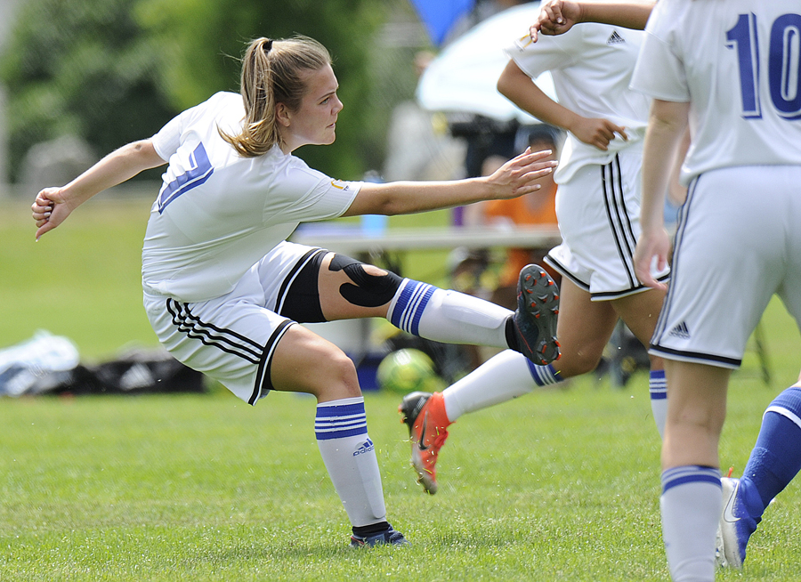 <who>Photo Credit: Lorne White/KelownaNow </who>Kelowna's Kate Cartier will train and play for the Whitecaps FC U18 REX team this season.