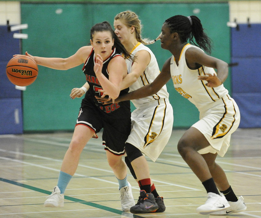 Big Weekend In High School Basketball: Okanagan College Basketball Teams On A High After Opening