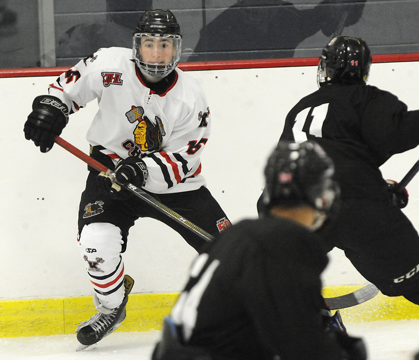 <who>Photo Credit: Lorne White/KelownaNow </who>Jordon Woytas comes to the Chiefs from the Pursuit of Excellence.