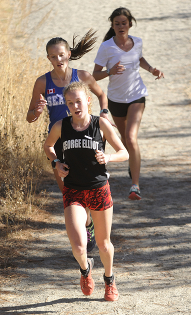 Central Ok Duo Leads Large Contingent To Provincial X C