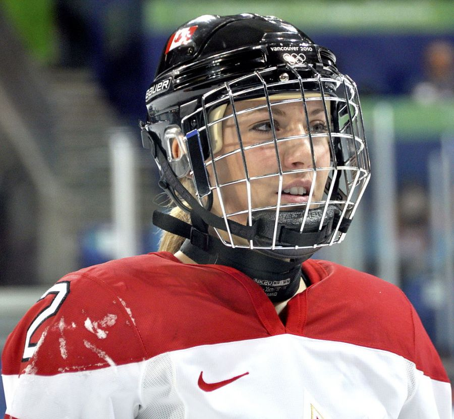 <who>Photo Credit: Wikipedia</who>Meghan Agosta