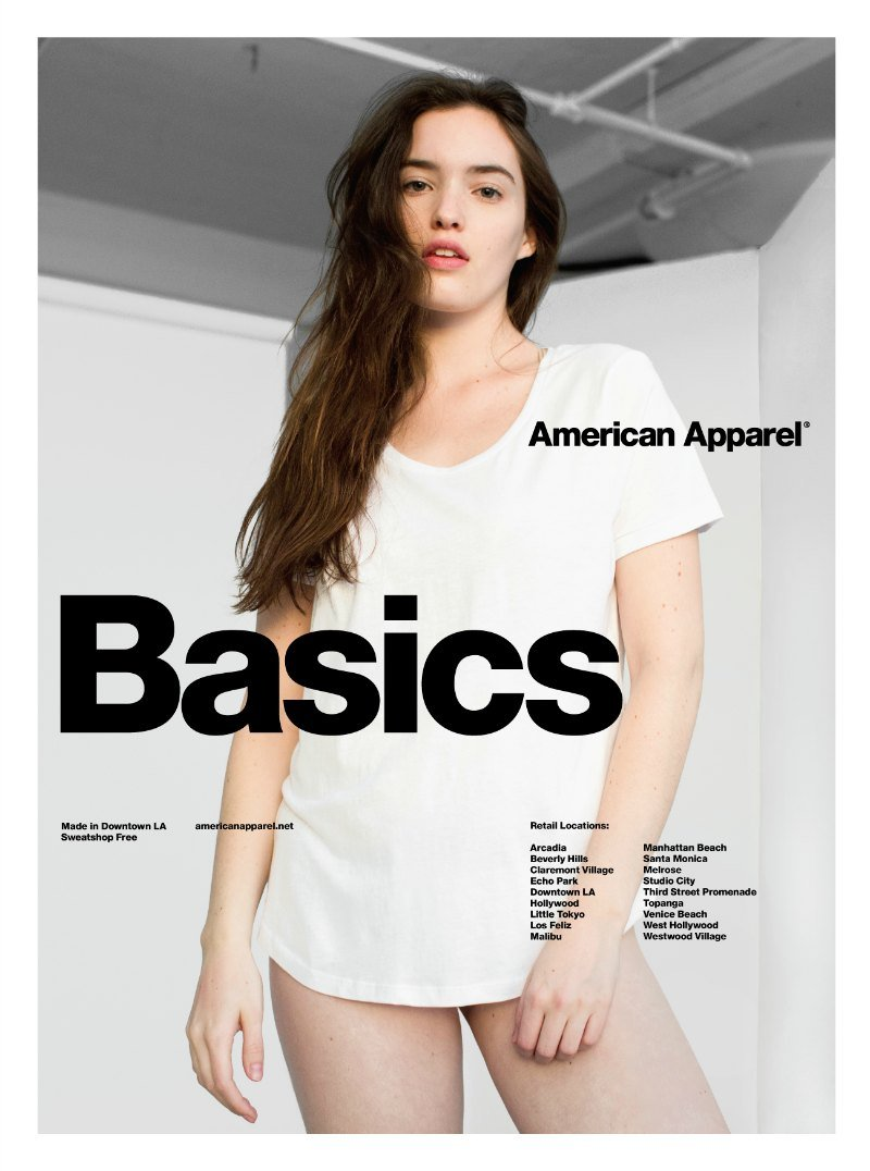 American Apparel Announces Store Closures and Layoffs