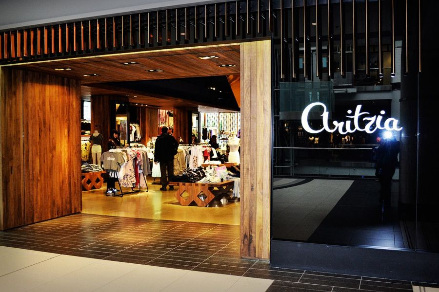 It's official: Aritzia is opening a store in Kelowna this fall