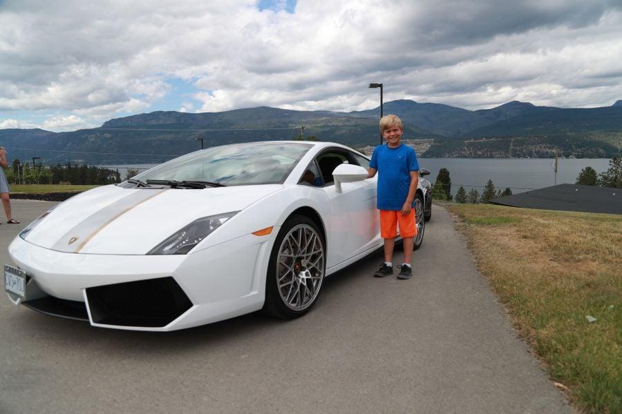 August Car Rental Kelowna
