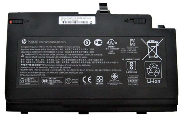 HP recalls computer batteries due to fire, burn hazards