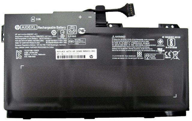 HP recalls 50000 laptop batteries globally