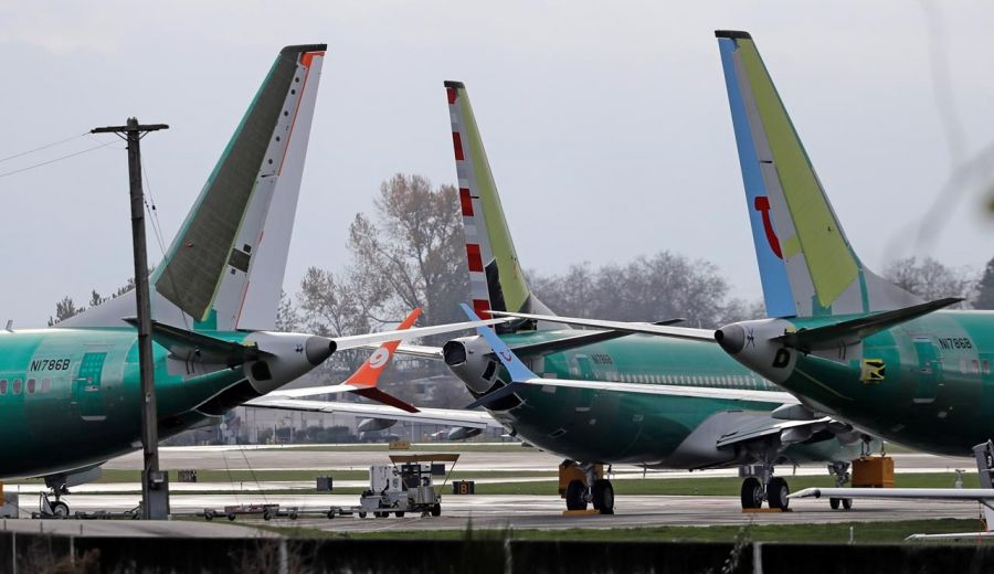 Trump announces immediate grounding of Boeing 737 MAX planes