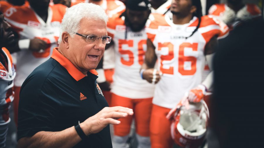 Wally Buono is coming to speak in Kelowna next month