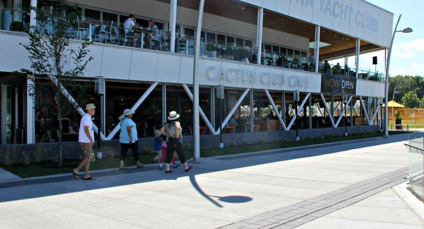 COVID-19: Eight positive tests linked to Kelowna's downtown and waterfront