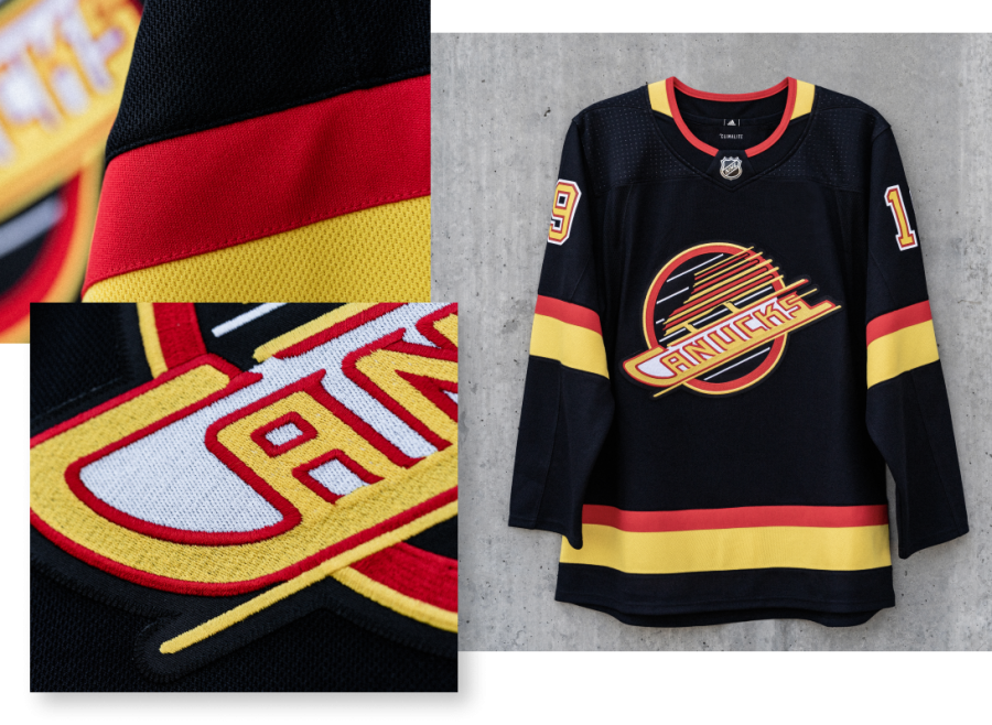 huge selection of 8b62c bc216 Canucks officially unveil new jerseys