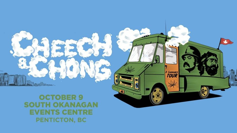 Cheech & Chong return to the Okanagan this fall