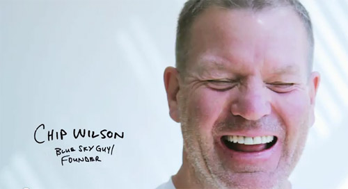 the reason that chip wilson plunged lululemon Part of the reason is that the owner of low tide properties, lululemon athletica founder chip wilson, is a billionaire he's also cash-rich in 2014, he sold half his lululemon shares in the.