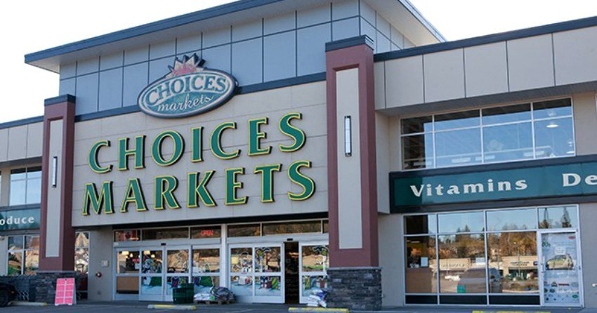 Choices Markets eliminates plastic water bottles from store shelves