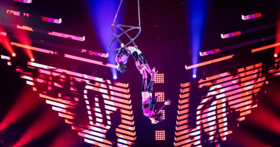 Cirque du Soleil returns to Kelowna in 2020
