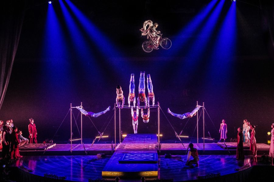 Cirque du Soleil returns to Sioux Falls with 'On Ice' production