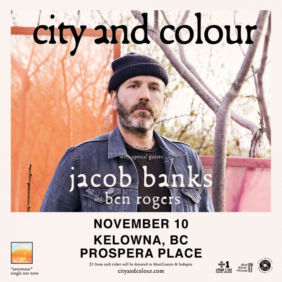city and colour s fall tour is coming to kelowna. Black Bedroom Furniture Sets. Home Design Ideas