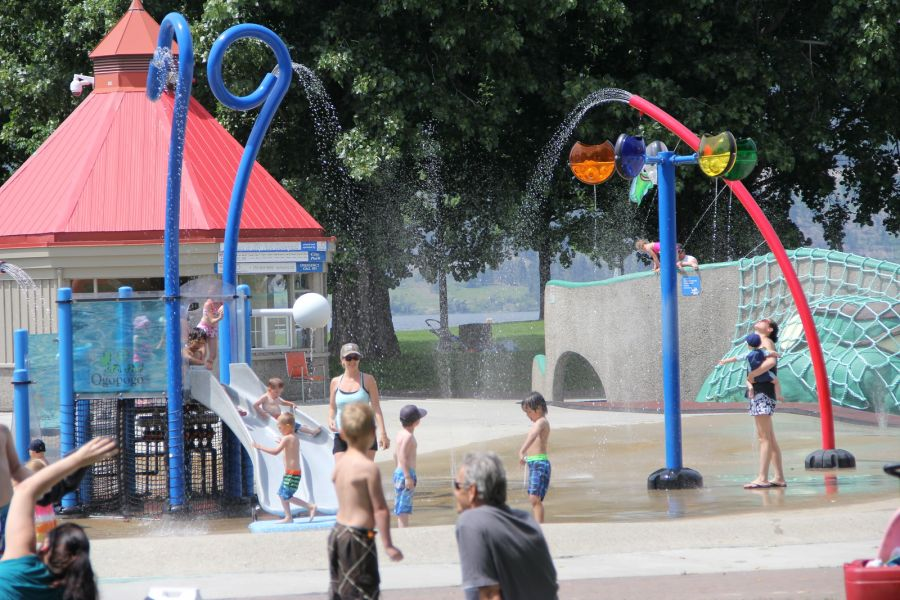 Kelowna Water Park to open this Saturday after $410K renovations