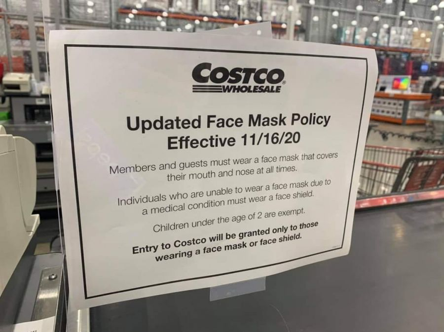 Costco Changes Mask Policy And It Affects People With Medical Conditions