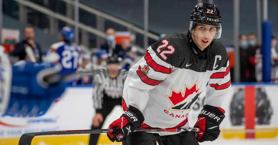 Levi leads Canada to narrow victory over Slovakia