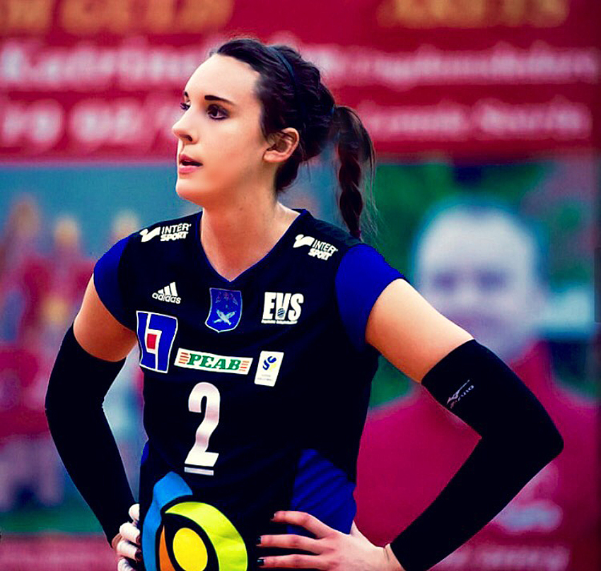 <who>Photo Credit: Contributed </who>Field is playing for her eighth European pro team in the past six years