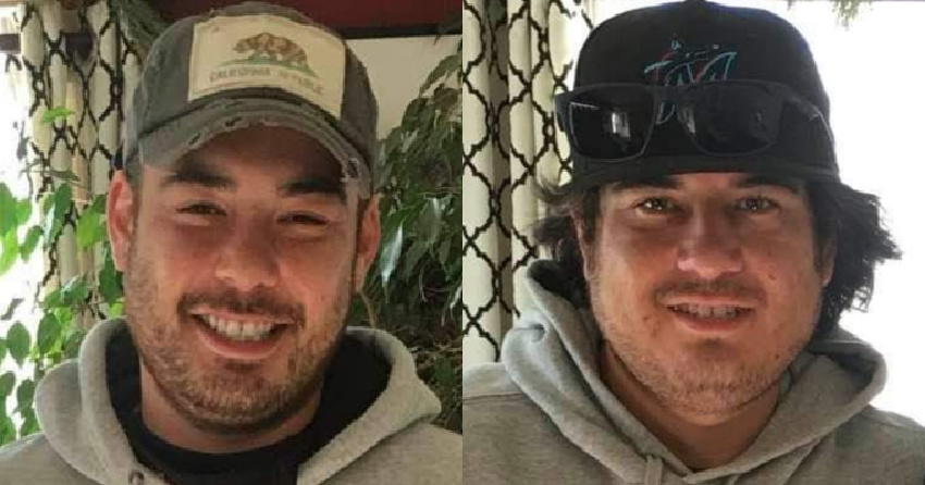 <who>Photo Credit: RCMP</who>Erick Fryer (L) and Carlos Fryer