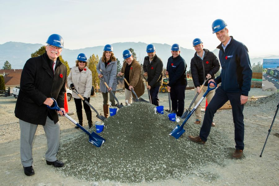 Fully electric, zero carbon rental housing development breaks ground