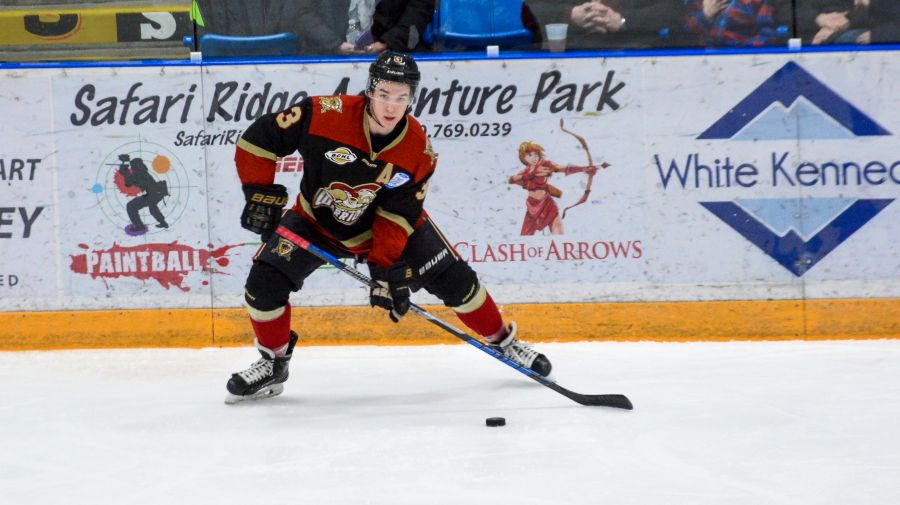 The West Kelowna Warriors' preseason schedule begins at Royal LePage Place tonight
